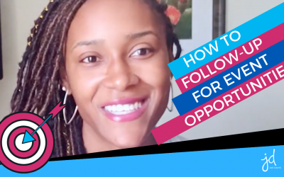 How to Follow-Up for Event Opportunities