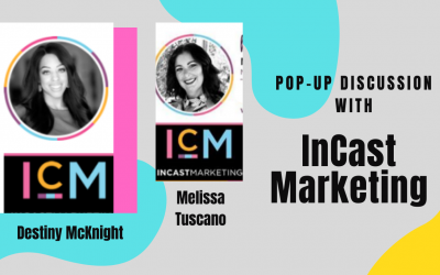 InCast Marketing Pop-up Interview