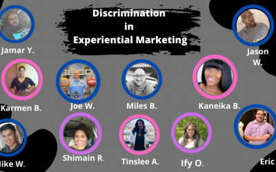 Discrimination in Experiential Marketing